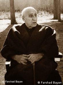 محمد مصدق در تبعید پس از کودتای ۲۸ مرداد