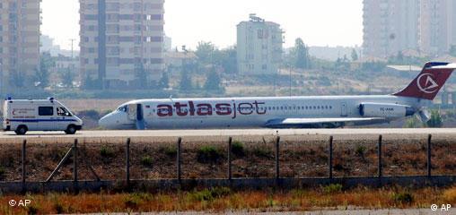 Zračna luka Antalya