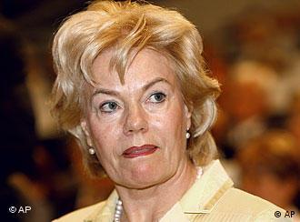 Erika Steinbach, predsjednica Saveza protjeranih Nijemaca