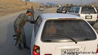 Afghanistan Deutschland deutsche Frau aus Restaurant in Kabul entführt Polizei Fahndung