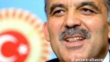 Gül will trotz drohender Krise türkischer Präsident werden