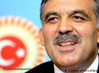 Abdullah Gül, Quelle: dpa