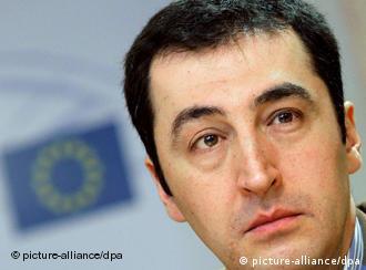 Cem Özdemir, Mitglied im Europäischen Parlament, Foto: dpa