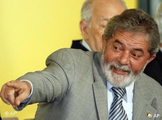 Presidente Luiz Inácio da Silva