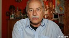 Heinz Dieterich, deutscher Soziologe und politischer Analyst, der in Mexico City lebt. Er ist einer der Berater von Hugo Chávez und der Erfinder des Begriffs Sozialismus des 21. Jahrhundert.