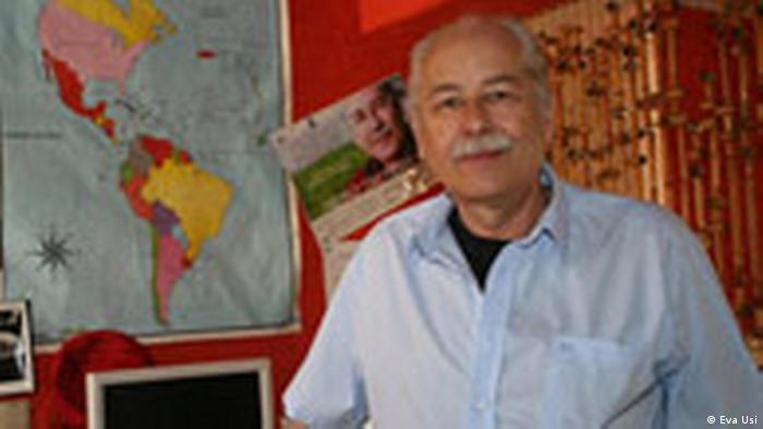 El sociólogo alemán Heinz Dieterich, fue asesor de Hugo Chávez y quien acuñó el concepto de Socialismo del Siglo XXI.