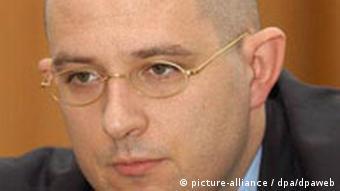 Deutschland Zentralrates der Juden Stephan J. Kramer