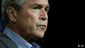 George W. Bush, Quelle: AP