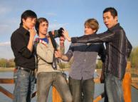 中国第一个同性恋脱口秀节目制作