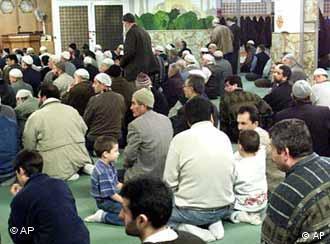 Mevlana Moschee, Berlin