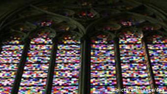 Richter-Fenster im Kölner Dom (Quelle:dpa)