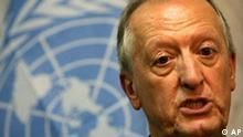 Afghanistan Opium Drogenanbau UN UNODC Antonio Maria Costa