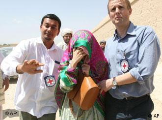 Tres mujeres fueron liberadas primeramente