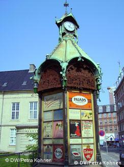 Le quartier de Vesterbro à Copenhague