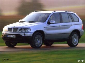 Автомобиль BMW X5