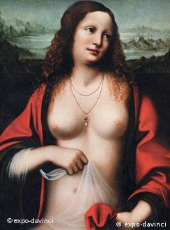 Obra del maestro italiano Leonardo da Vinci.