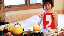 Die Schriftstellerin Isabel Allende