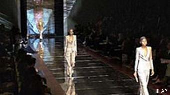 Abschluss der Milano Moda Donna