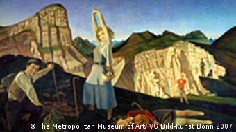 Deutschland Kunst Balthus Ausstellung in Köln