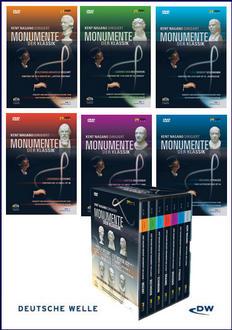 DVD-Box vorgestellt: Monumente der Klassik mit Kent Nagano und dem DSO Berlin