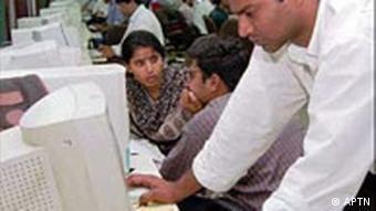 هندوستان، مقصد نخست شرکتهای برونسپار