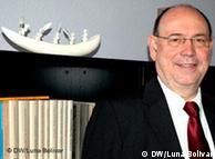 Nikolaus Schneider, presidente de la Iglesia evangélica en Renania.