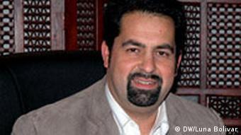 جرمنی میں مسلمانوں کی مرکزی کونسل کے سیکرٹری جنرل ایمن مزیک