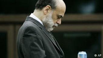 Ben Bernanke in der Federal Reserve Bank of Kansas City