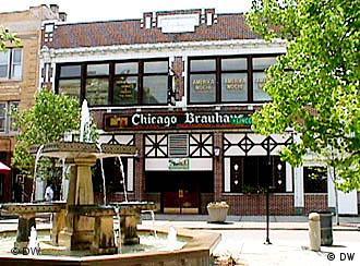 Chicago Ill The German Newspaper Amerika Woche
