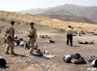 حمله نیروهای نظامی ایران به کردستان عراق در مناطق مرزی