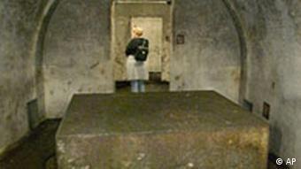 Бункер в Оберзальцберге