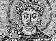 El emperador Justiniano I. (482-565)