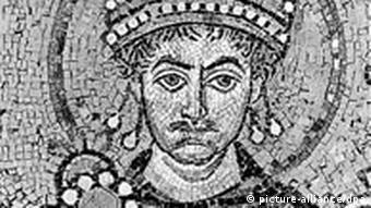 Kaiser Justinian I 482-565