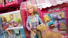 Mattel zieht Spielzeug aus China zurück Barbie