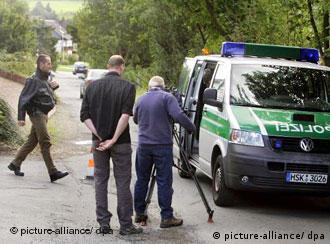 German police arrest terror suspects in Oberschledorn