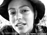 La holandesa Tanjia Neijmeijer, desilusionada de las FARC.