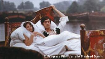 A scene from the film The Legend of Paul and Paula