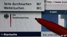Deutzschland Terror Umfrage Online Durchsuchung