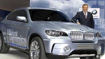 Bildgalerie IAA 2007 Hybridautos BMW