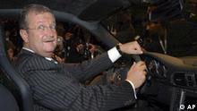 Deutschland Auto IAA 2007 Wendelin Wiedeking von Porsche