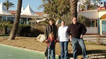 خانوادهای آلمانی که به اسپانیا مهاجرت کرده است