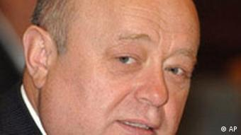 Russland Ministerpräsident Michael Fradkow