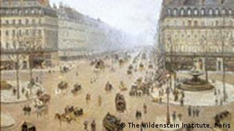 Place du Théâtre-Français et Avenue de l'Opéra, Quelle: The Wildenstein Institute, Paris