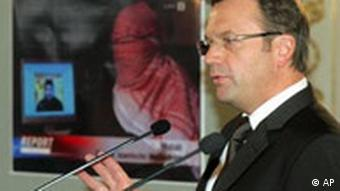 Austrian Interior Minister Güther Platter said there were no concrete threats against Austria