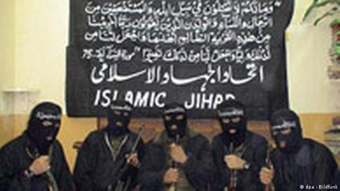 Dschihad-Union in Selbstdarstellung