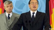 Schröder und Fischer