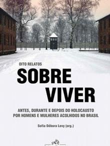 Buchcover Sobre Viver Sofia Debora Levy