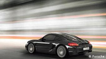 Deutschland Auto Porsche Cayman S Porsche Design Edition 1