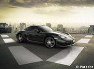 Modelo Cayman S, de Porsche.