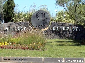 The Village Naturiste in Cap D'Agde is the world's largest nudist resort